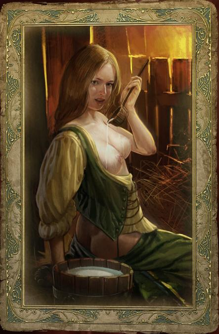 witcher 3 yennefer the nude Ginebra raiders of the broken planet