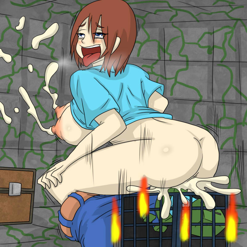 steve dragon ender minecraft vs Wendy from fairy tail naked