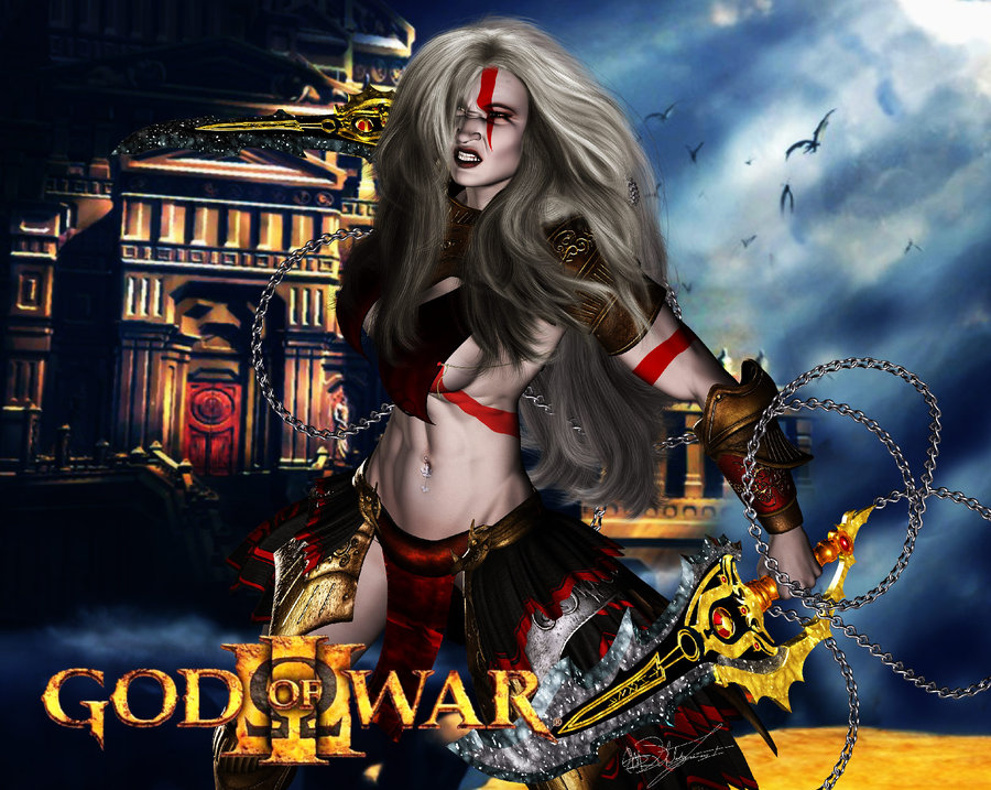 of war porn 4 god Suicide squad hell to pay nudity