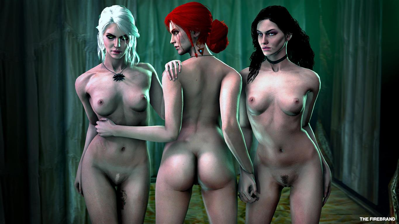 nude witcher triss merigold 3 The troubled life of miss kotoura