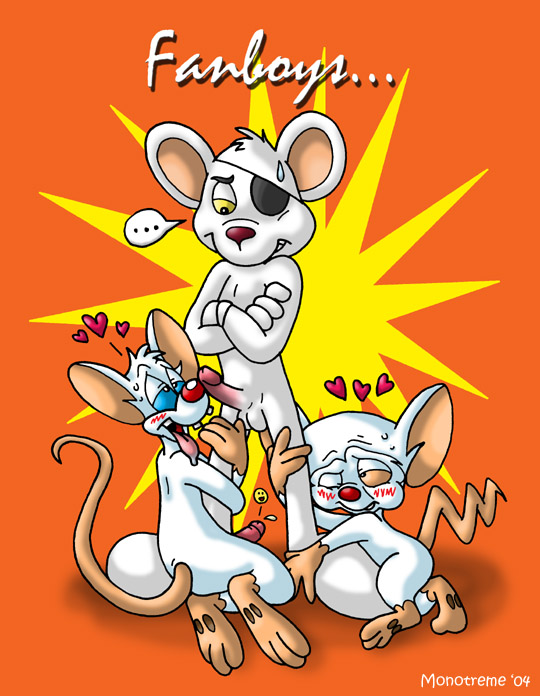 brain billie the pinky and Quentin smith nightmare on elm