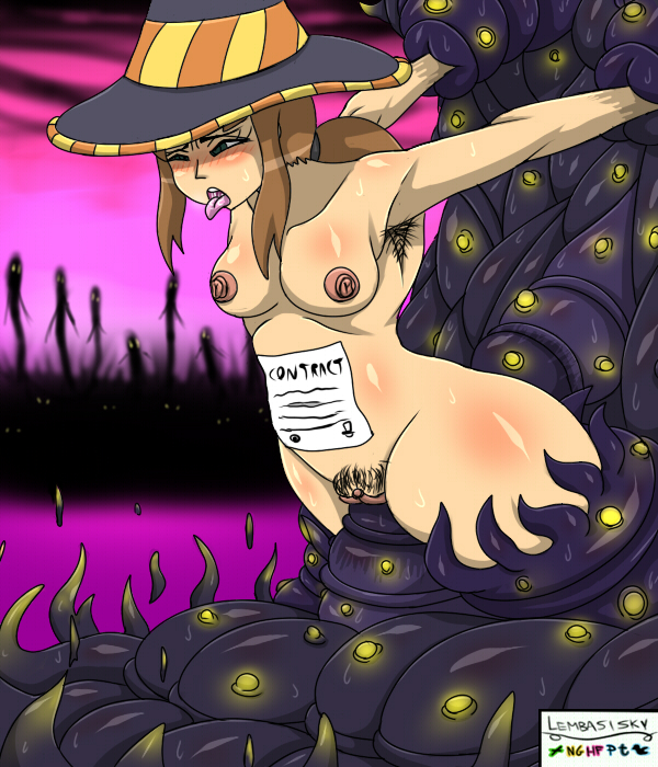 time hat in a animation Courage the cowardly dog cartoon porn