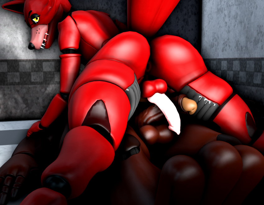 nights at 3d freddy's porn five We're back a dinosaur's story louie
