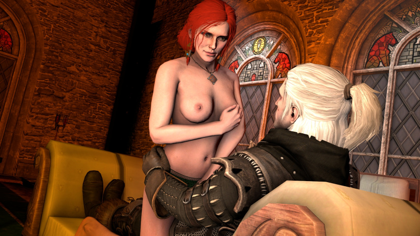 nude 3 merigold triss witcher Heaven's lost property astraea