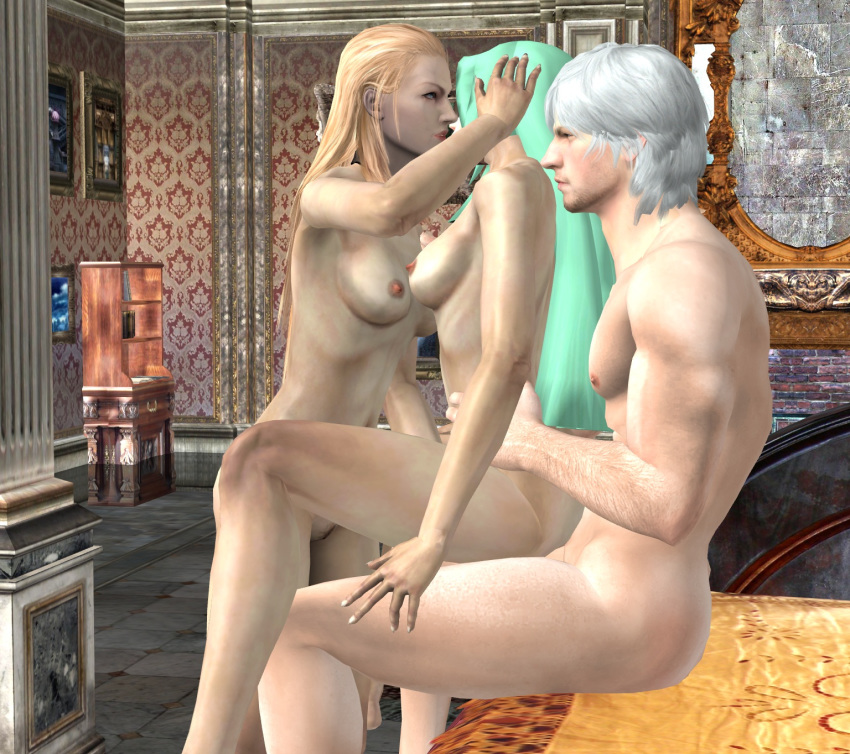 may trish (devil cry) Brandy and mr whiskers porn