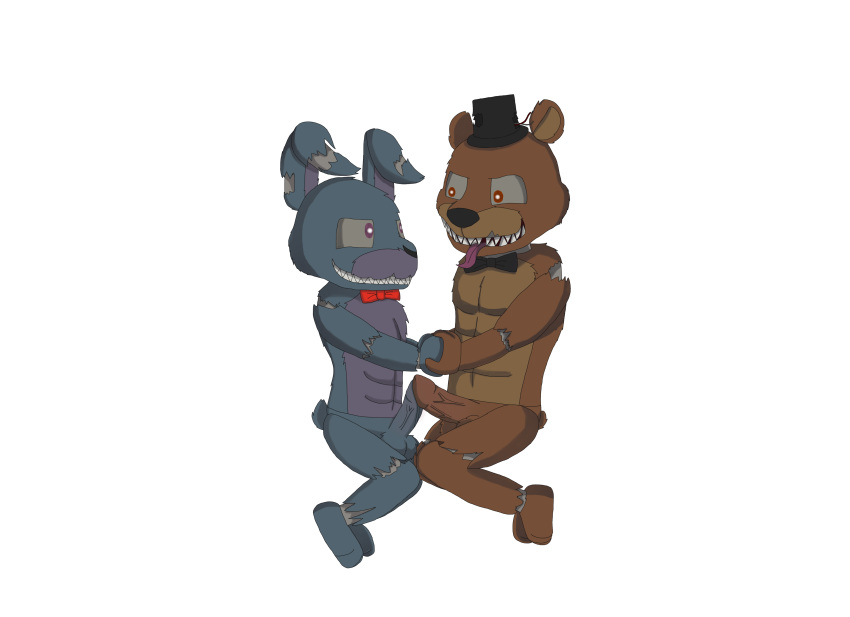 5 nights marionette freddy's at Rick and morty a way back home