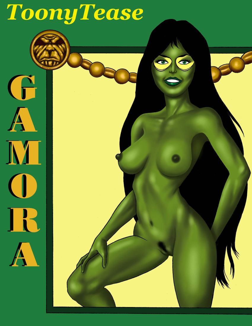 the gamora galaxy of naked guardians Catherine full body rin trap