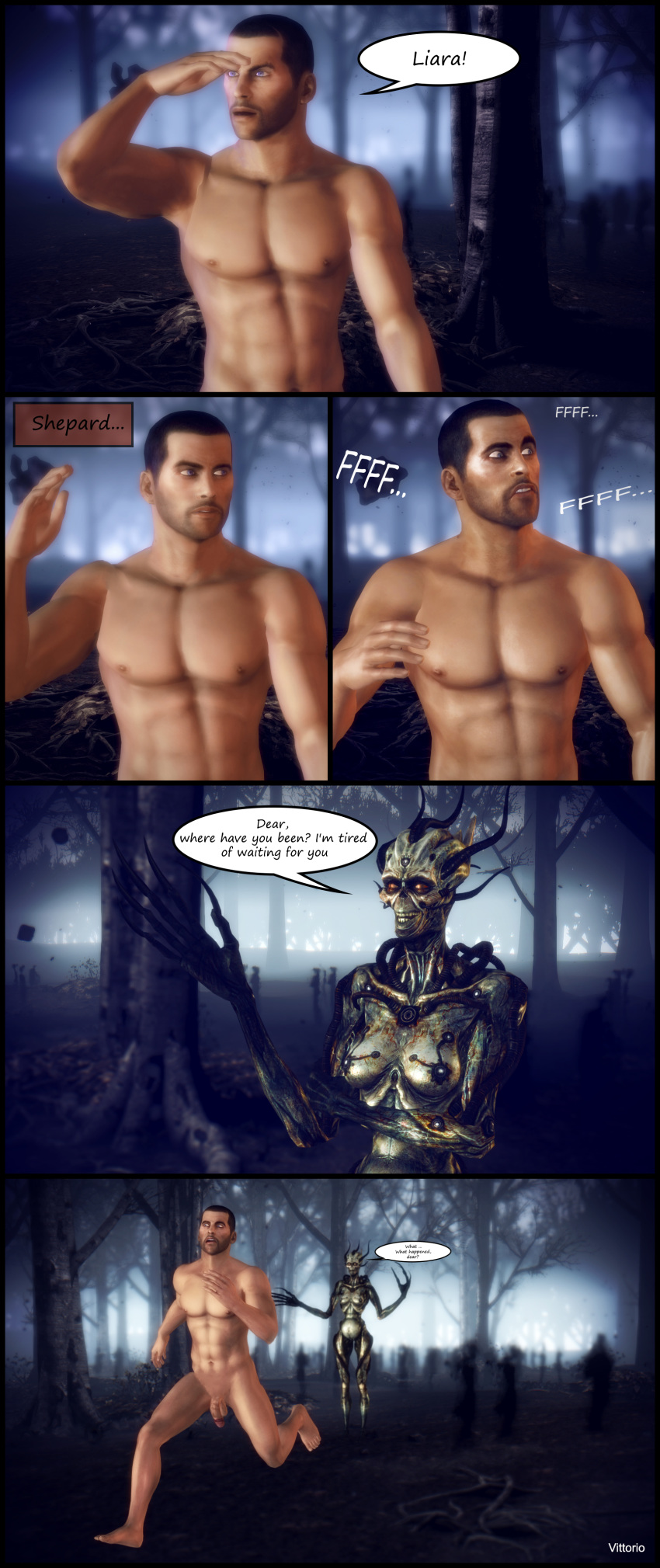 jack mass effect Eat shit asshole fall off your horse