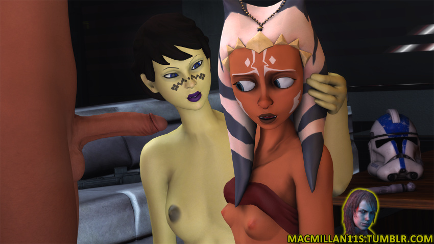 ahsoka tano and barriss offee Spiderman into the spider verse hentai